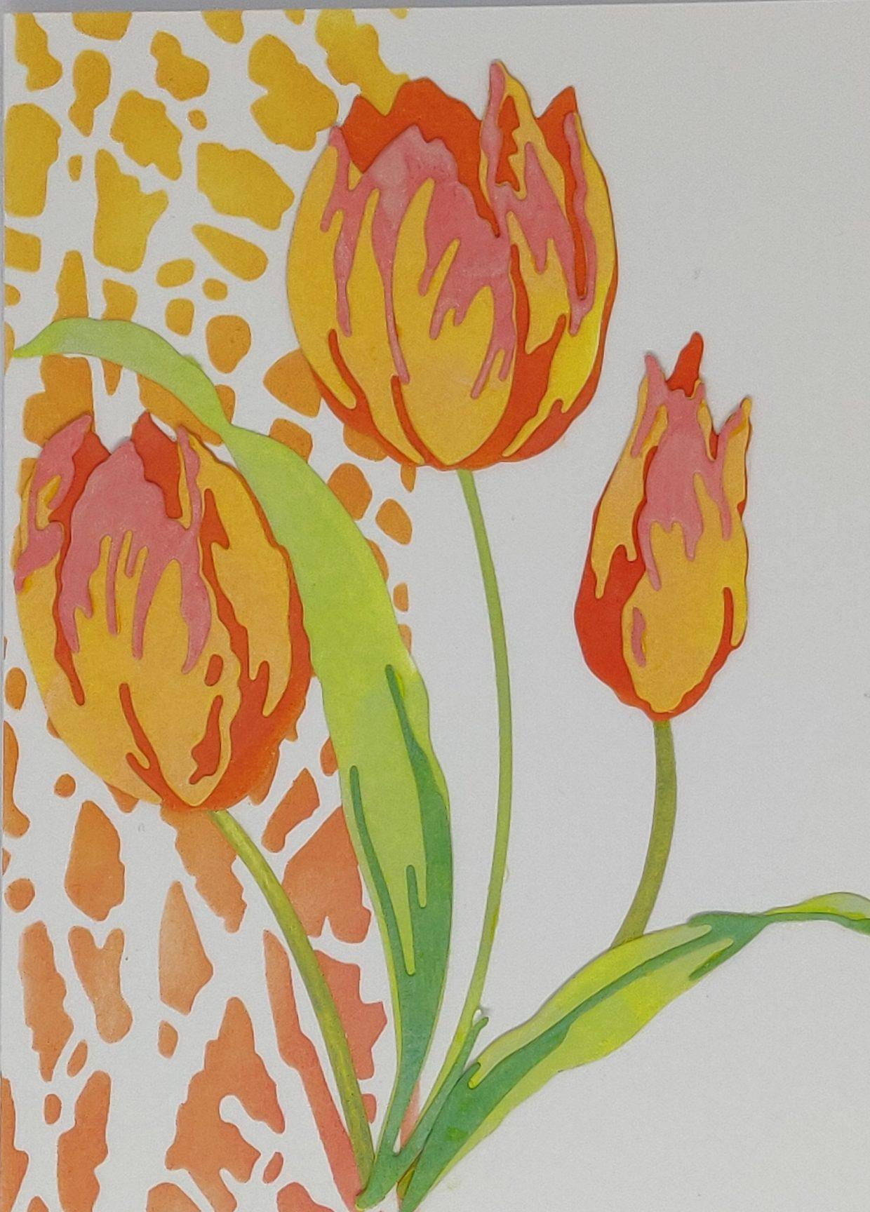 Gelaagde Tulp