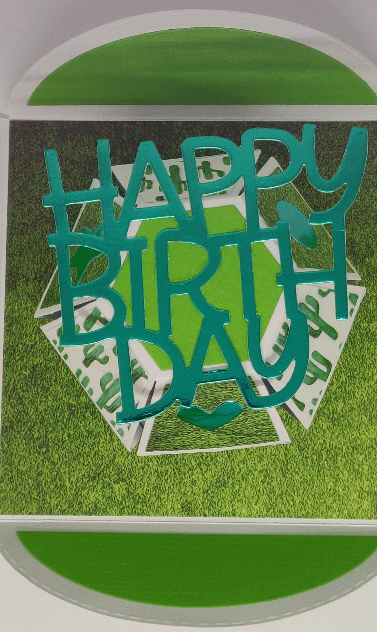 Verjaardag Pop-up Bal